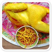 Ginseng Chicken